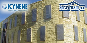 SprayFoam.com Announces Icynene As A Site Sponsor