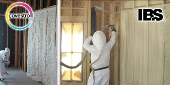 Covestro To Exhibit Spray Foam Technologies at the 2017 International Builders' Show