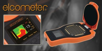 Elcometer Launches New Device to Measure Soluble Salts on Surfaces Significantly Faster