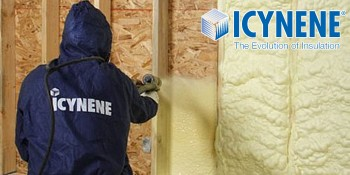 Icynene Introduces Low Exotherm Spray Foam Innovation