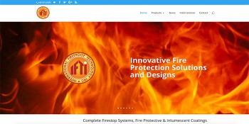 International Fireproof Technology Inc. Launches Mobile Website