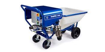 Graco Unveils Powerful Electric Fireproofing Pump