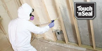 Touch 'n Seal Reveals How to Find the Right Kit for a Spray Polyurethane Foam Insulation Project