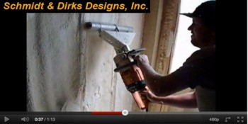 Spray Foam Equipment Manufacturer Releases Closed-Cell Foam Trimmer Demonstration Video