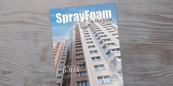 Spray Foam Magazine's Fall Issue Takes it to D-Max