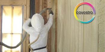 Covestro Announces New Open-Cell Spray Polyurethane Foam Insulation for Economical Applications