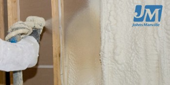 Johns Manville's Corbond® Open-Cell Spray Polyurethane Foam Achieves New Code Compliance