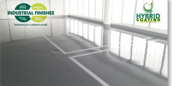 Introducing the World's First Zero Isocyanate Industrial and Commercial Coating