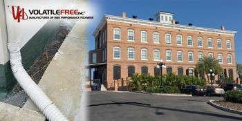 Volatile Free, Inc. Offers Damp Proofing/Waterproofing Coatings