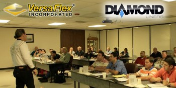 VersaFlex Schedules New Training Program at Diamond Liners' Headquarters