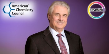 Covestro President to Become New Officer of American Chemistry Council