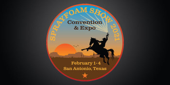 The Sprayfoam Show 2021 Convention & Expo Location Announced