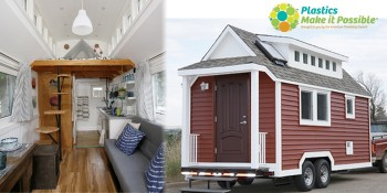 """Plastics Make It Possible® Unveils New """"Tiny House"""" That's Big On Energy Efficiency At The California Science Center"""