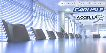 Arsenal Capital Agrees to Sell Accella for $670M