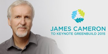 James Cameron to Headline Greenbuild International Conference and Expo