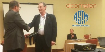 John Fletcher Stands Down as Chairman of ASTM D01 Paint Committee