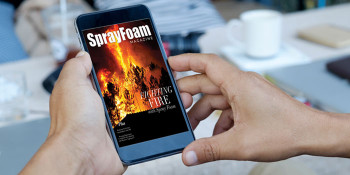 Fighting Fire with a Brand New Issue of Spray Foam Magazine