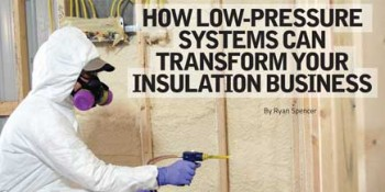 Convenience Products Reveals Spray Foam Business Growth Tips