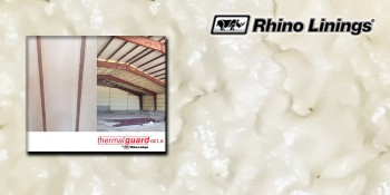 Rhino Linings Introduces Hybrid Cell Spray Foam Insulation