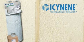 Fi-Foil Introduces New Thermal Barrier Blanket System for Icynene Spray Foam Insulation