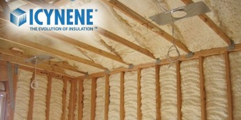 Icynene Spray Foam Insulation Provides Indoor Comfort Throughout the Upcoming Winter