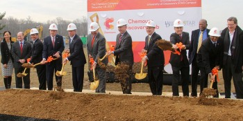 Chemours Breaks Ground on New State-of-the-Art Innovation Center