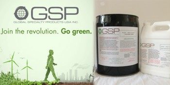 GSP Assists the Spray Polyurethane Foam Industry with Flushing Solvent Products
