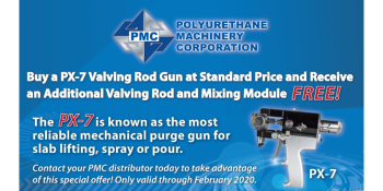 FREE Valving Rod & Mixing Module with purchase