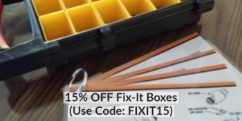 15% OFF Fix-It Boxes (Use Code: FIXIT15)