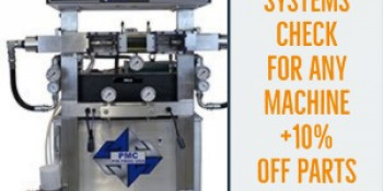 Free systems check for any machine +10% off parts (excludes Graco)