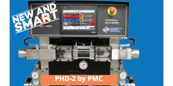 The new, smart, PHD/PHDX-2 Proportioner by PMC
