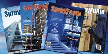 FREE Subscription to Spray Foam Magazine