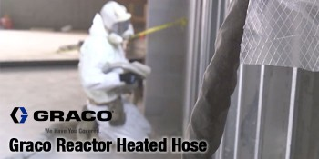 Graco Reactor Heated Hose